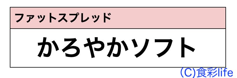 【名称の用語例①商品名に名称が含まれない場合】